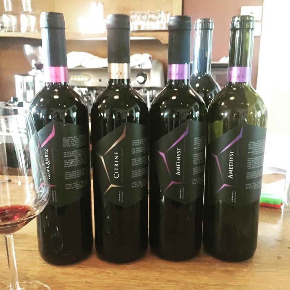יינות יקב Gems נבחנו לא על פי הגימיק, לא על פי יכולות הקוורצים