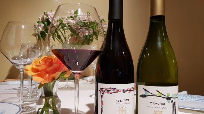 יקב רקנאטי השיק שני יינות חדשים מסדרת זנים מקומיים המבוססים על המחקר של הפרופסורים דרורי ועמר