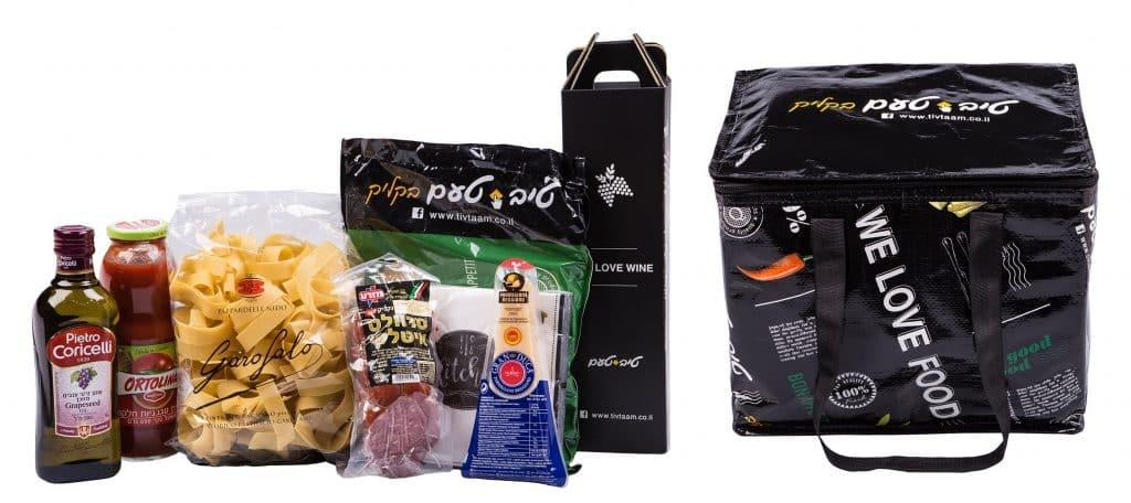 האתר מקיף את כל מוצרי המכולת הרגילים, ובנוסף את כל המחלקות הטריות והמגוון שטיב טעם מציעה ללקוחותיה