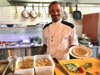 שף אסי דלק - מטבח גורמה ים-תיכוני טבעוני במיטבו