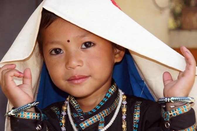 אפרת נקש שהצילום כאן הוא שלה תדבר על שבט הראנג ופסטיבל הקנגדלי בהימלאיה ההודית
