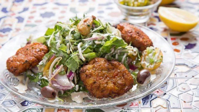המעקוד האלג'יראי - אחת ממנות הדגל של המטבח האלג'יראי בכלל ושל לוי בפרט
