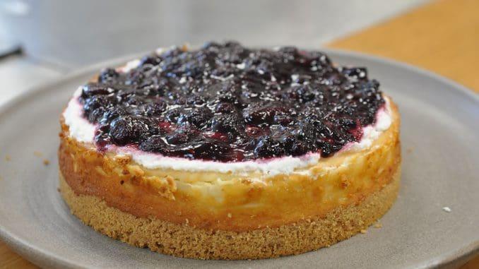 תהליך הכנת עוגת הגבינה היה קצר מאוד ולא דרש מיומנות גבוהה או שימוש בגבינת שמנת