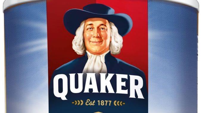 """המותג קוואקר היה הראשון שנרשם כסימן מסחרי בקטגורית דגני בוקר בארה""""ב בשנת 1877"""