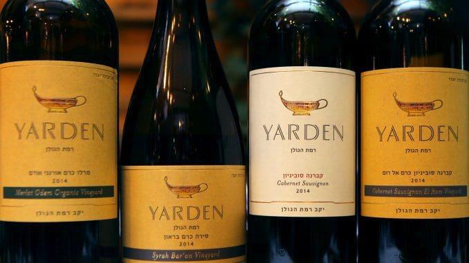 יינות ההשקה. לדעת יונתן לבני קברנה סוביניון 2014 מכרם אל רום הוא הקברנה סוביניון הטוב בישראל