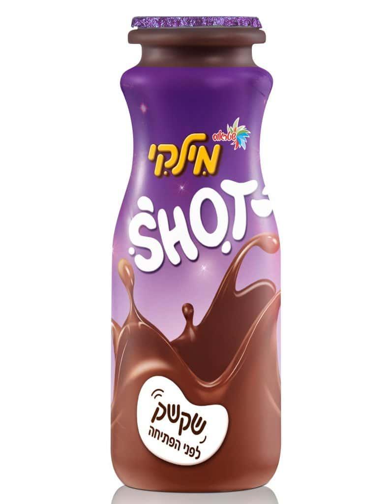 ריכוז מתוק ונוזלי של מעדן השוקולד