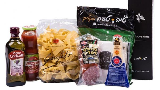 במסגרת הפעילות ייבאה הרשת ומשווקת מגוון רחב של מוצרים בלעדיים מאיטליה בקטגוריות מגוונות