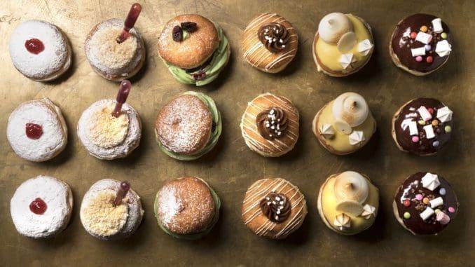 Tatti Bakery - השנה הסופגניות היו מוכנות כהלכה, אווריריות יחסית ולא שמנוניות מדי