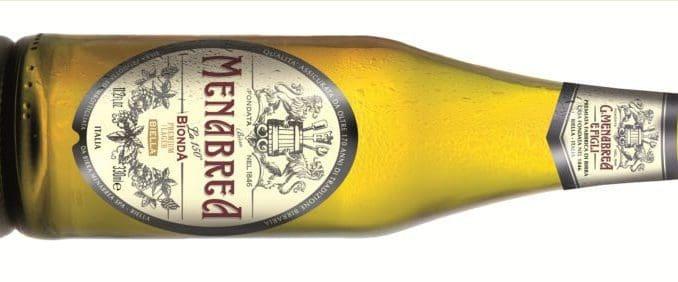 בירה בוטיק פרימיום ממבשלת הקיימת מ- 1846 וממוקמת למרגלות הרי האלפים האיטלקיים