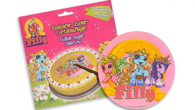 דמויות פופולריות לצורכי הדפסה על דפי סוכר ומיתוג מוצרים נוספים בתחום קישוטי העוגה