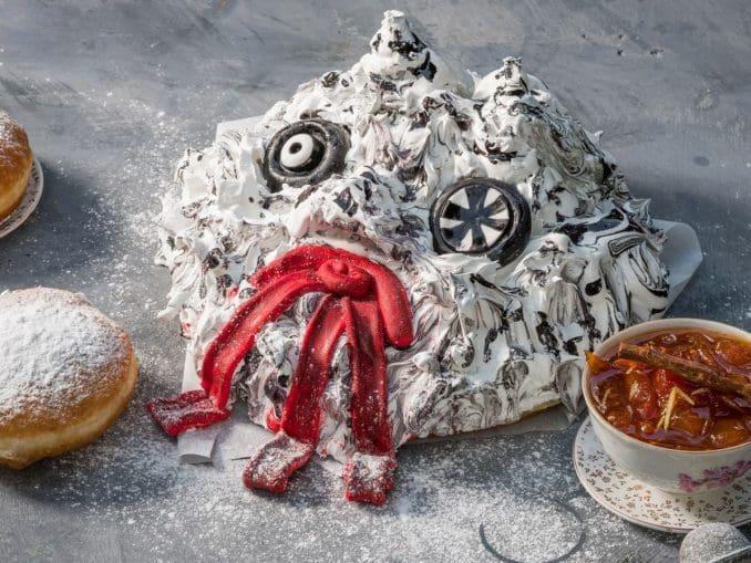 רחל בן אלול ממאסטר שף יצרה סופגנייה בהשראת המפלצת מקריית היובל