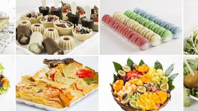 קייטרינג מגשי אירוח יכול לאפשר לנו לכבד את האורחים במגוון עשיר של גבינות מובחרות, לחמים טריים, סלטים, וגם מאכלים אקזוטיים יותר כמו סושי או דגים מלוחים