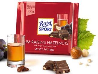 משלב בין מתיקות השוקולד והצימוקים לבין הארומה של הרום והפריכות של אגוזי הלוז