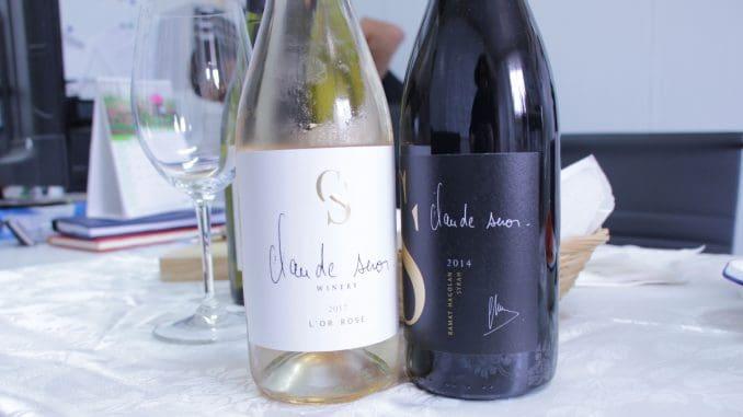 ביקב הזה עושים יין ישראלי במבטא צרפתי. צילום איילת קרבצקי