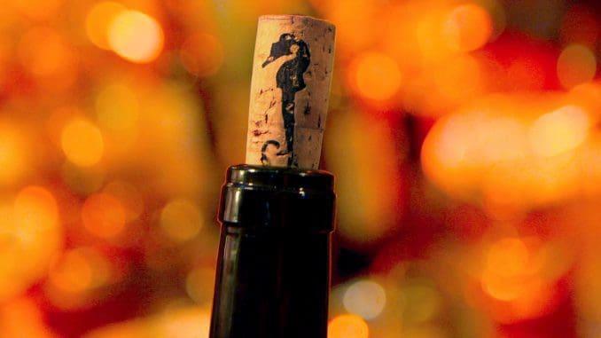 זאב דוניא רוצה להוכיח שהיינות שלו מתיישנים היטב. הצליח בכך בטעימה זו. צילום דוד סילברמן dpsimages
