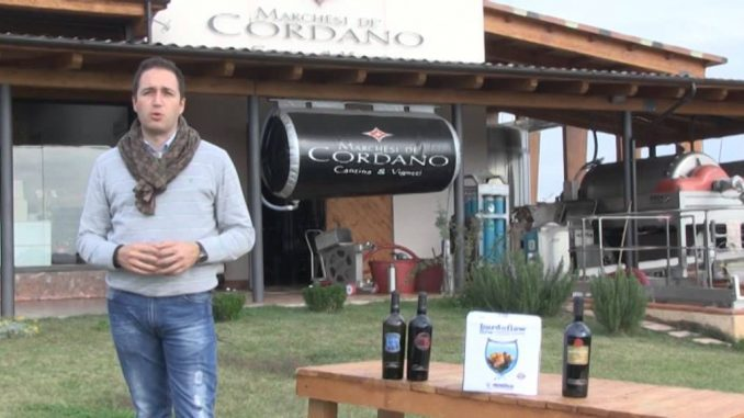 אבי בן יארח את היינן פרנצ'סקו ד'אונפוריו מיקב Marchesi de' Cordano ממחוז אברוצו באיטליה