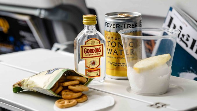 הנוסע הישראלי מבקש לצד המשקה האלכוהולי שלו חטיפים מלוחים ומעדיף אותם על פני בוטנים או אגוזים