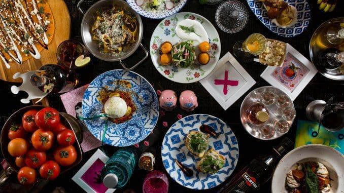 הבסיס לתפריט הוא המטבח האיטלקי עם תוספות ים תיכוניות ופרשנות אישית של השף. צילום דרור עינב