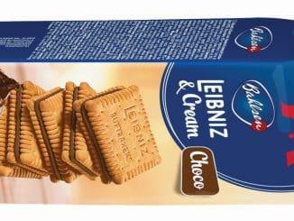 ליבניץ אנד קרים עשוי ביסקוויטים עשירים בחמאה וקרם בטעם שוקולד עשיר