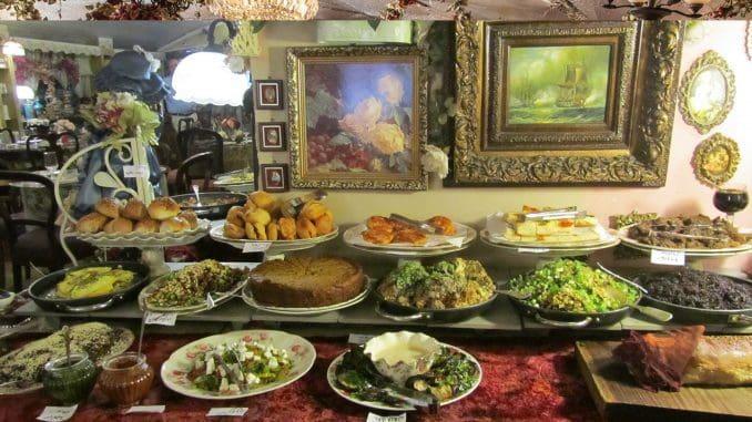 הגלריה של אלמוג בנווה ימין – מהמסעדות הפופולריות בארץ. צילום rest