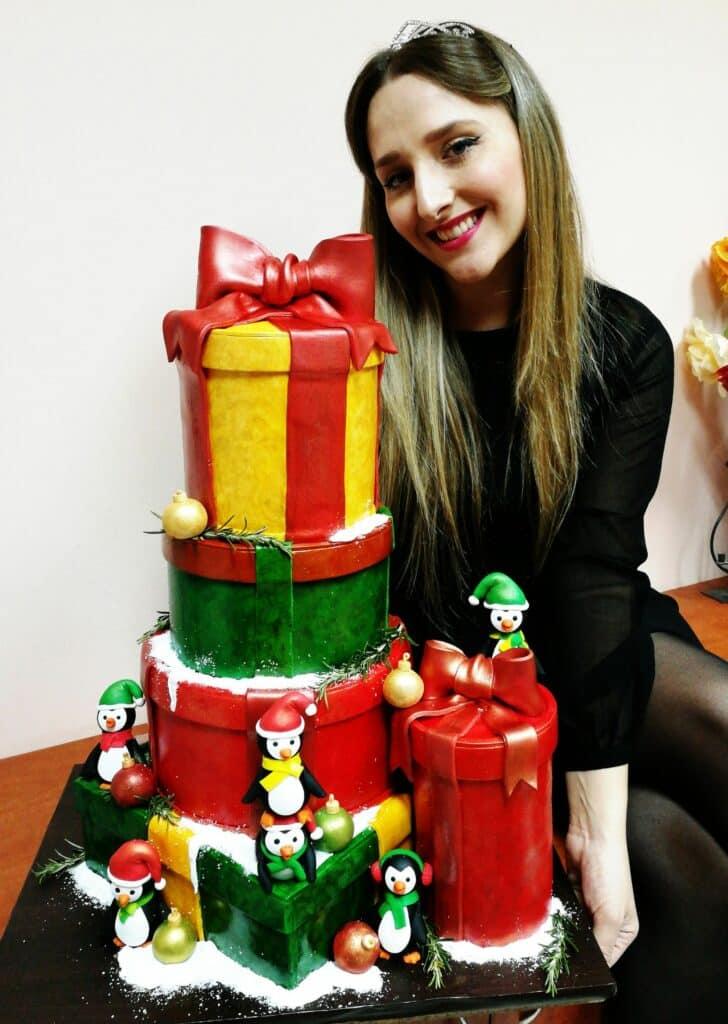 יעל מאירוביץ' – אם זו העוגה שלה לכבוד 70 למדינה יהיה למתחרים האחרים אתגר רציני