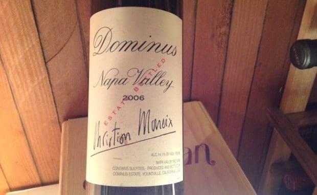 חוויה לשתות את היין הזה