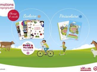 בצרפת מחנכים גם את הילדים לידע והבנה בבשר