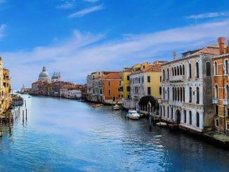 ונציה מככבת ברשימה בכל המדינות שנסקרו