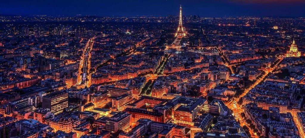 פריז. צילום pixabay