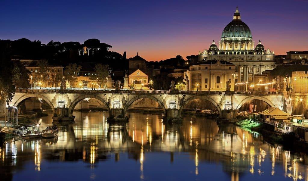 רומא. צילום ג'וליוס סילבר pixabay