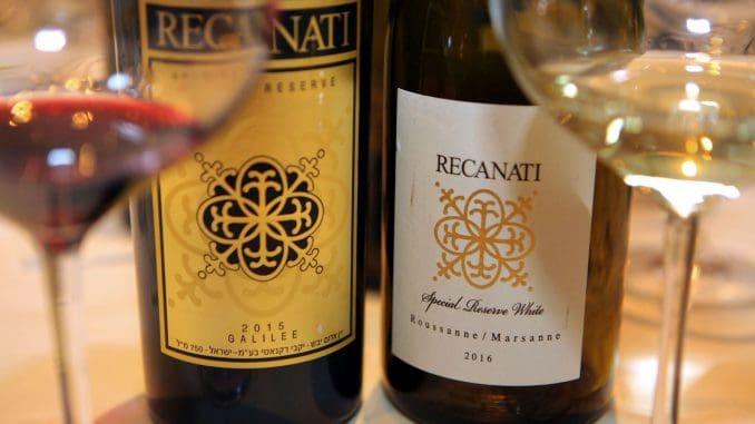 ספיישל רזרב הוא היין הטוב ביותר של רקנאטי בכל שנה שמיוצר. מייצג את היקב, שנת בציר וטרואר. צילום דוד סילברמן dpsimages