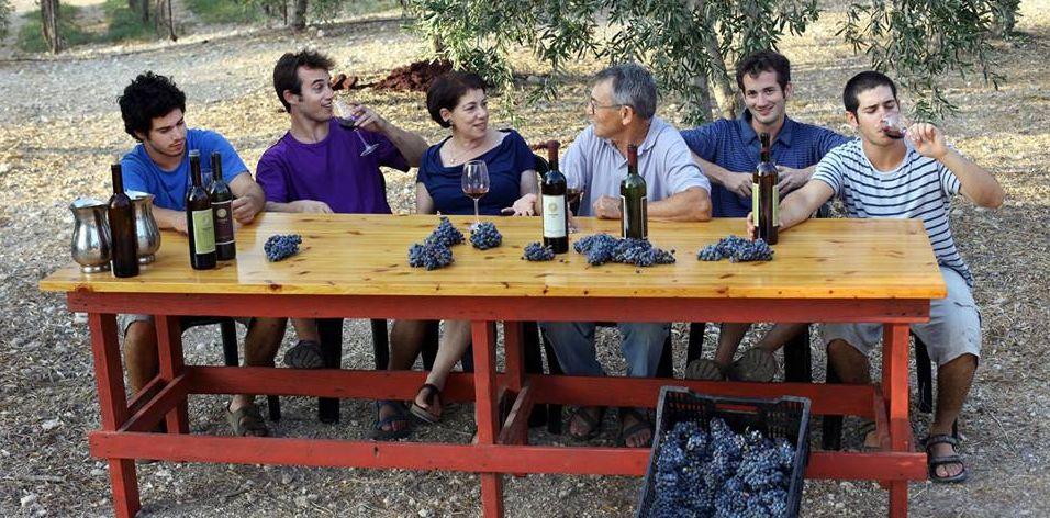 משפחת לנדר - לורי, שייקה והבנים