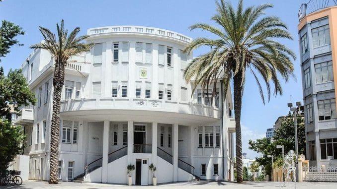 מבט מבחוץ על מוזאון בית העיר. הצילום מוויקיפדיה