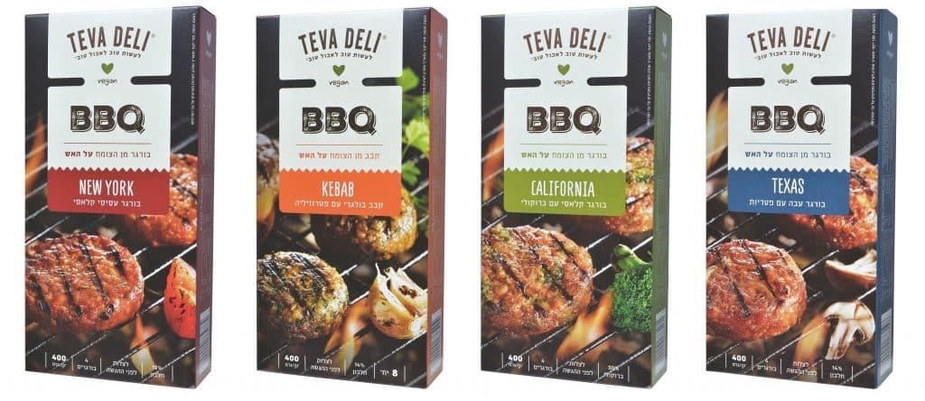 """מוצרי BBQ הם חלק מקו מוצרים רחב שפיתחה """"טבע דלי"""" הפועלת משנת 1995. לכל מוצרי החברה אישור """"ויגן פרנדלי"""""""