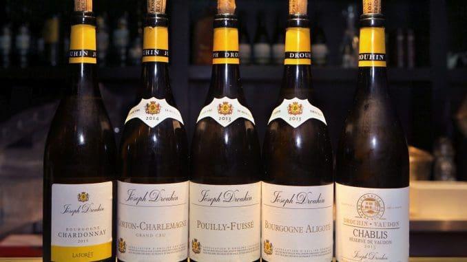החברה הסקוטית בבעלות טיב טעם מייבאת את יינות Maison Joseph Drouhin מחבל בורגון בצרפת. צילום דוד סילברמן dpsimages