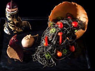 היצירה של שף ניר צוק - ורסצ'ה אל דנטה