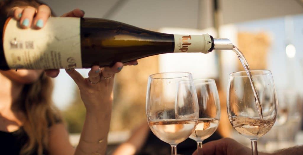 גם יקב טוליפ ישיק בפסטיבל יין חדש