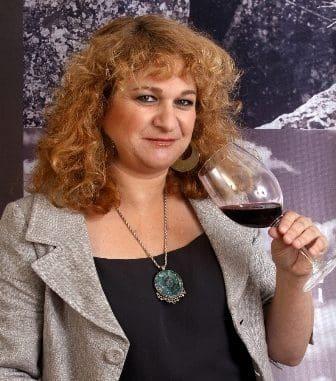 ענת לוי בימים בהם עדיין שתתה יין