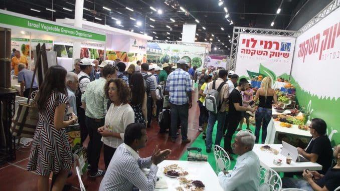 פרש אגרומשוב הוא האירוע הגדול בישראל לשיווק תוצרת חקלאית תוך מיקוד באפשרויות השיווק והרווח של החקלאים, ומיתוג התוצרת החקלאית להגברת תדמית ורווחיות