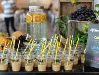 Summer Shakes - קונספט שייקים שמתאימים גם לאירועים קיציים (טבעוני-פרווה) על בסיס תחליפי חלב. צילום שני בריל
