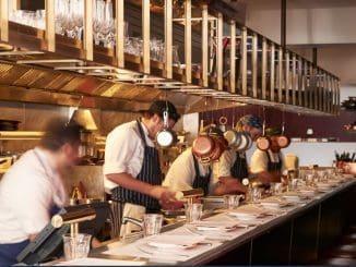 מסעדת פלומר הלונדונית של רשת מחניודה שפורסת כנפיים לעולם. צילום מהאתר
