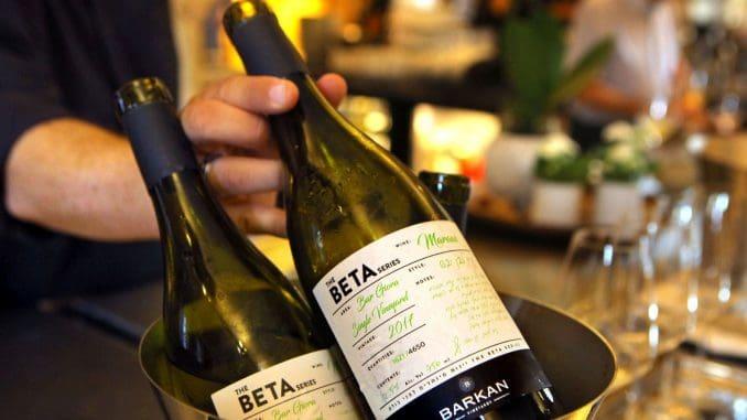 """מראווי הוא יין מענבי מאכל """"פלסטיניים"""" שמיוצר גם ביקב רקנאטי. צילום דוד סילברמן dpsimages"""
