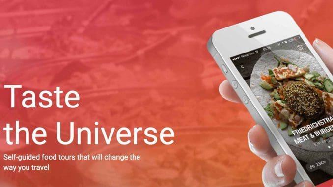 במסגרת ההשקעה תכלול איסתא בחבילות הנופש שלה את מסלולי הטעימות שהאפליקציה מציעה ביעדים שונים בעולם