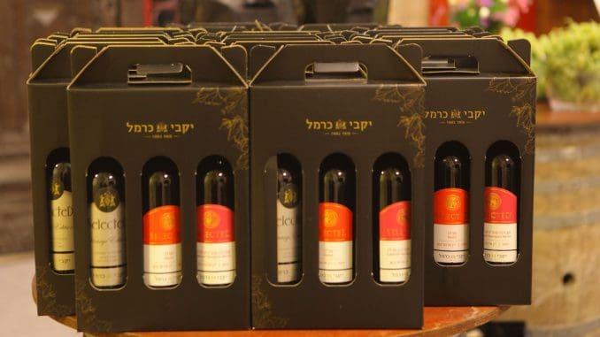 את יינות סדרת סלקטד הלביש היקב לתקופה מוגבלת בתוויות המקוריות. צילום דוד סילברמן dpsimages