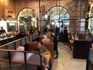 הרשת מתעתדת לפתוח מסעדות חדשות בערים נוספות ובמיקומים פופולריים. צילום אסף לוי