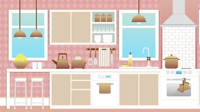 המטבח הוא לב הבית. לו ולכם מגיעים כלים ואביזרים חדשים. איור pixabay