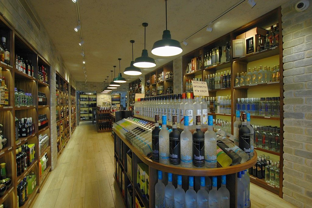 יין בעיר כורזין