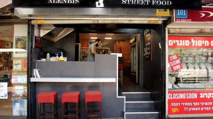 ניר בזק שהקים את אלנביס הוא מהדמויות הבולטות בתחום חיי הלילה והאוכל של תל אביב. צילום שי בראל