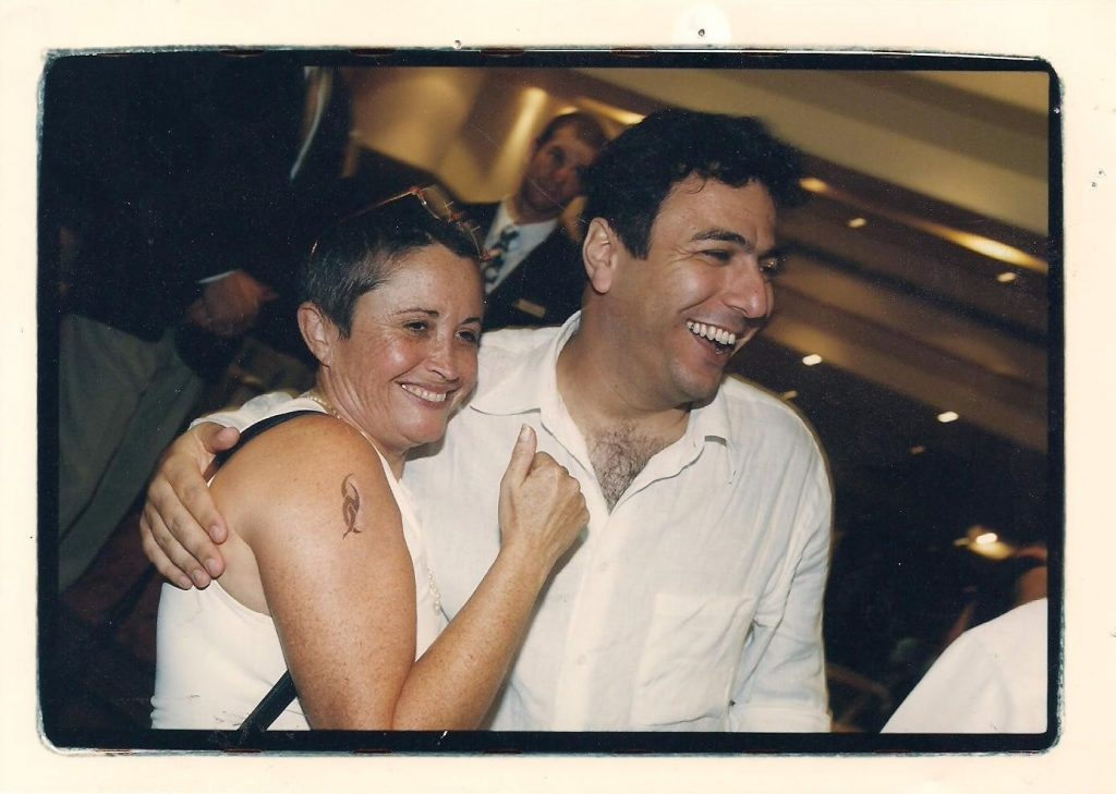 תמונות עם שפים: כרמי עם חיים כהן