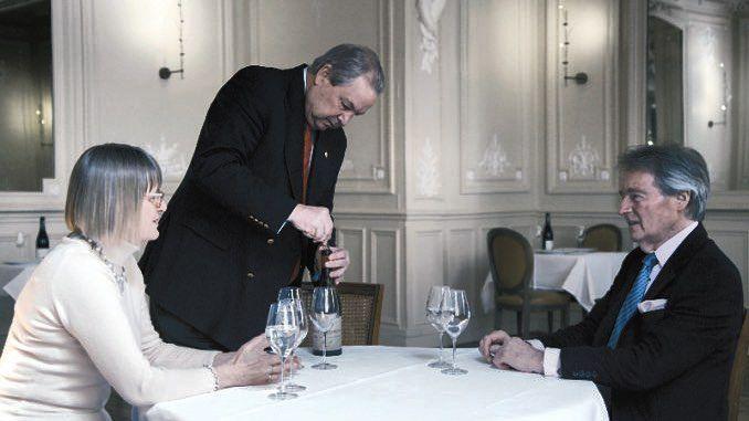 מבקרי היין בסרט SOMM. צילום מתוך האינסטגרם של גל זהר